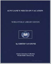 Aunt Jane's Nieces on Vacation by Van Dyne, Edith