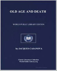 Old Age and Death by Casanova, Jacques