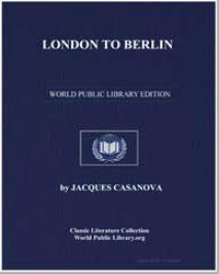 London to Berlin by Casanova, Jacques