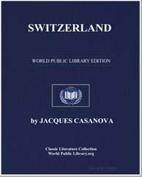 Switzerland by Casanova, Jacques