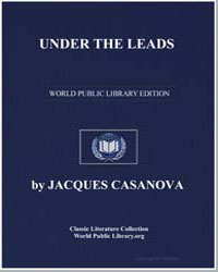 Under the Leads by Casanova, Jacques