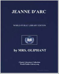 Jeanne Darc by Oliphant, Margaret