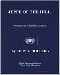 Jeppe of the Hill by Holberg, Ludvig, Baron