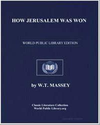 How Jerusalem Was Won by Massey, W. T.