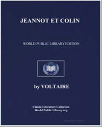 Jeannot et Colin by Voltaire