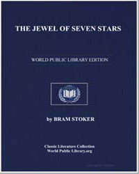 The Jewel of Seven Stars by Stoker, Bram