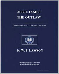 Jesse James, The Outlaw by Lawson, W. B.