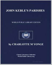 John Keble's Parishes by Younge, Charlotte M.