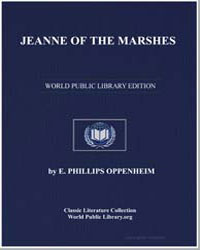 Jeanne of the Marshes by Oppenheim, Edward Phillips