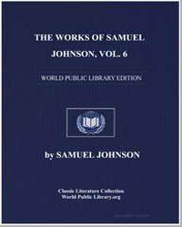 The Works of Samuel Johnson, Volume 6 by Johnson, Samuel