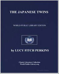 The Japanese Twins by Perkins, Lucy Fitch