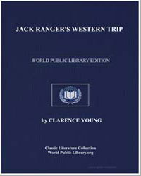 Jack Ranger's Western Trip by Young, Clarence