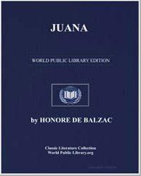 Juana by De Balzac, Honore
