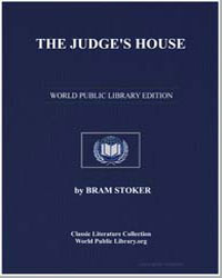 The Judge's House by Stoker, Bram