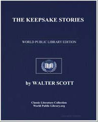 The Keepsake Stories by Scott, Walter, Sir