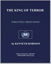 The King of Terror by Robeson, Kenneth