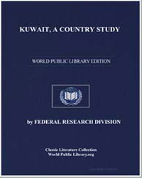 Kuwait, A Country Study by Mortimer, Louis R.