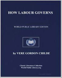 How Labour Governs by Childe, Vere Gordon