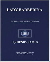 Lady Barberina by James, Henry