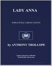 Lady Anna by Trollope, Anthony