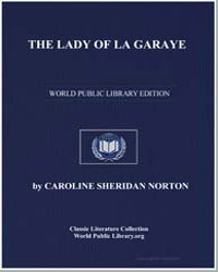 The Lady of la Garaye by Norton, Caroline Sheridan