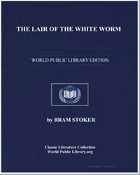 The Lair of the White Worm by Stoker, Bram