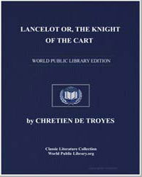 Lancelot Or, The Knight of the Cart by De Troyes, Chretien
