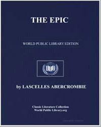 The Epic by Abercrombie, Lascelles