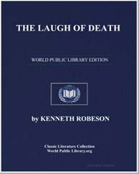 The Laugh of Death by Robeson, Kenneth