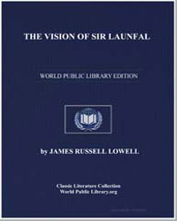 The Vision of Sir Launfal by Lowell, James Russell