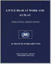 Little Bear at Work and at Play by Fox, Frances Margaret