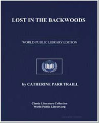 Lost in the Backwoods by Traill, Catherine Parr