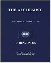 The Alchemist by Johnson, Ben
