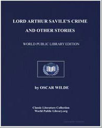 Lord Arthur Savile's Crime and Other Sto... by Wilde, Oscar