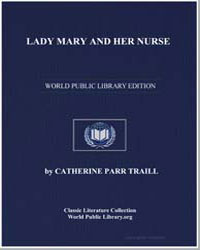 Lady Mary and Her Nurse by Traill, Catherine Parr