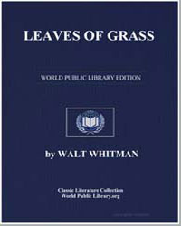 Leaves of Grass by Whitman, Walt