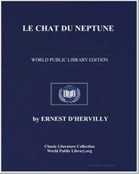Le Chat du Neptune by Dhervilly, Ernest