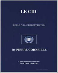 Le Cid by Corneille, Pierre