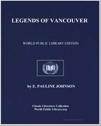 Legends of Vancouver by Johnson, E. Pauline