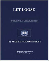 Let Loose by Cholmondeley, Mary