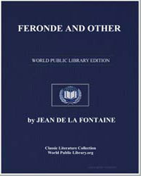 Feronde and Other by De La Fontaine, Jean