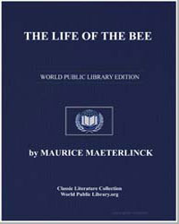 The Life of the Bee by Maeterlink, Maurice