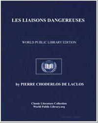 Les Liaisons Dangereuses by De Laclos, Pierre Choderlos