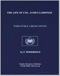 The Life of Col. James Gardiner : Who Wa... by Doddridge, Philip