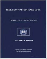 The Life of Captain James Cook by Kitson, Arthur