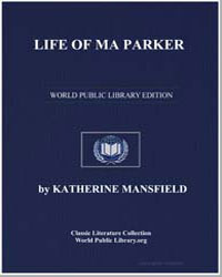 Life of Ma Parker by Mansfield, Katherine