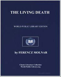 The Living Death by Molnar, Ferencz