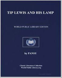 Tip Lewis and His Lamp by Alden, Isabella