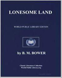 Lonesome Land by Bower, Bertha Muzzy