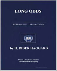 Long Odds by Haggard, Henry Rider
